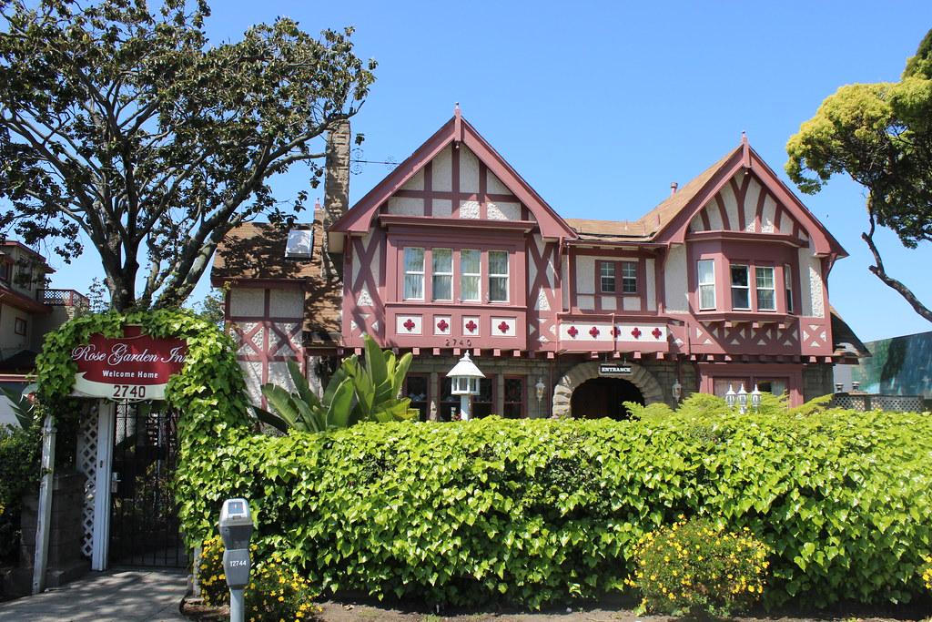 Marshall House No. 4, South Berkeley | Rose Garden Inn Ex-Jo… | Flickr