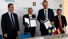 Siemens e Igsa, México