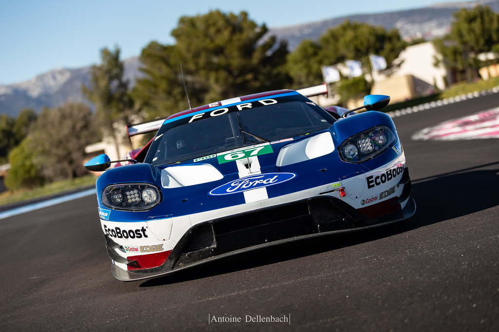 Ford Gt Lm Gte Pro By Antoinedellenbach Com
