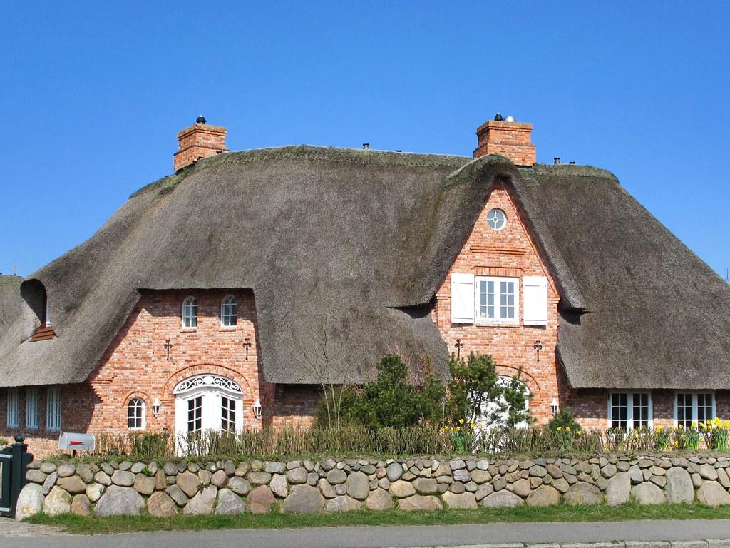 Sylt Reetdachhaus reetdachhaus in ken auf sylt frank hoven flickr