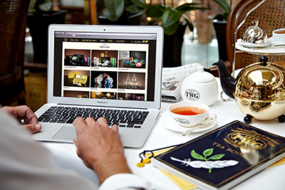 Launching from Singapore, this revolutionary global platform will soon include subsites featuring local shipping, payment platforms, inventories, and customer service centres dedicated to TWG Tea customers in China, Japan and Europe, with other locations to follow.