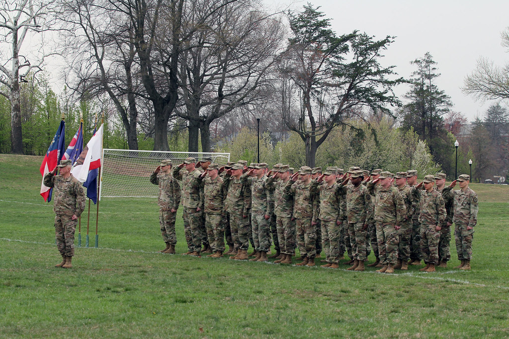Task Force Echo II Army National Guard Cyber Completes Transition