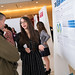 College of Public Health students present their research during the 2018 CPH Research Day at the Science Education and Research Center on Friday, April 6th.