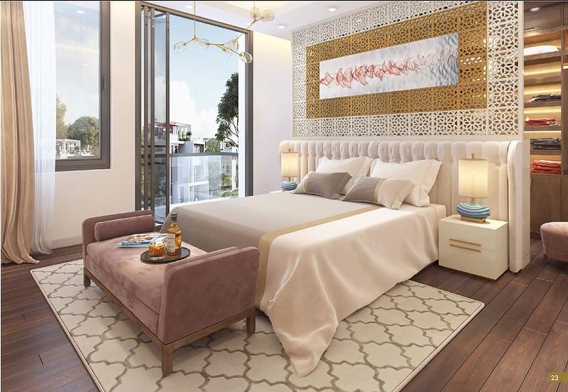 Thiết kế phòng ngủ Park Riverside Premium