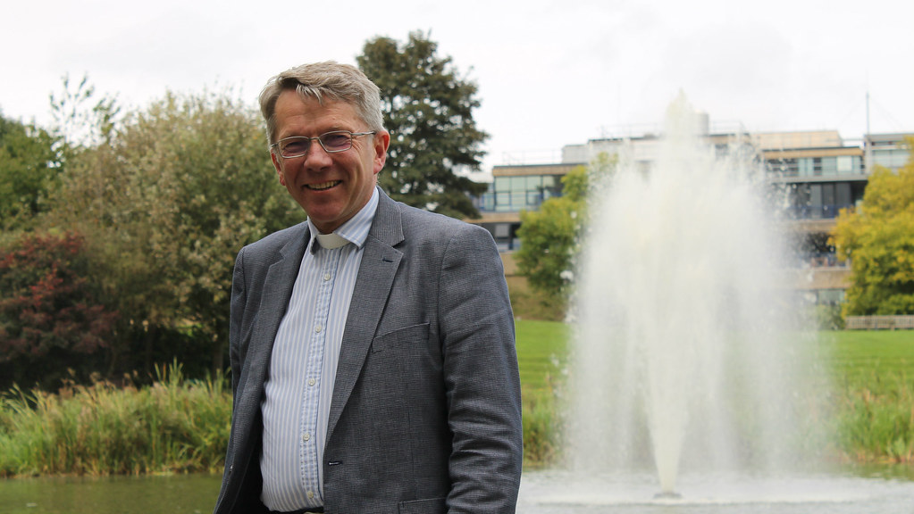 Nigel Rawlinson, University Chaplain