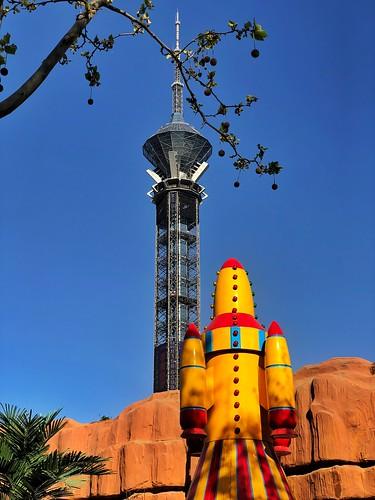 Torre de televisión en Shijiazhuang (China)