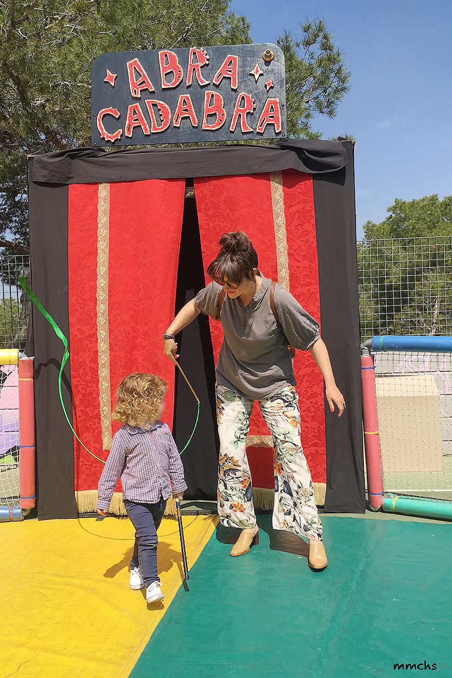 espectáculo de magia para niños en Valencia