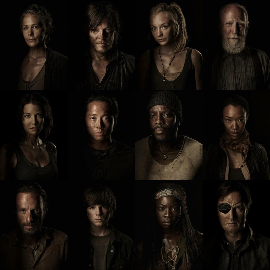 The Walking Dead 4ª Temporada | Carol Peletier (Melissa Suza… | Flickr
