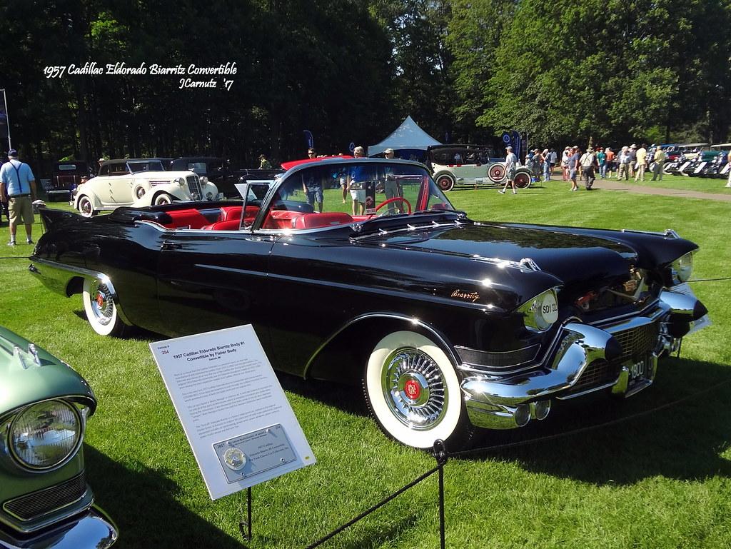 1957 Cadillac Eldorado Biarritz Convertible Concours Dele Flickr 57 By Jcarnutz