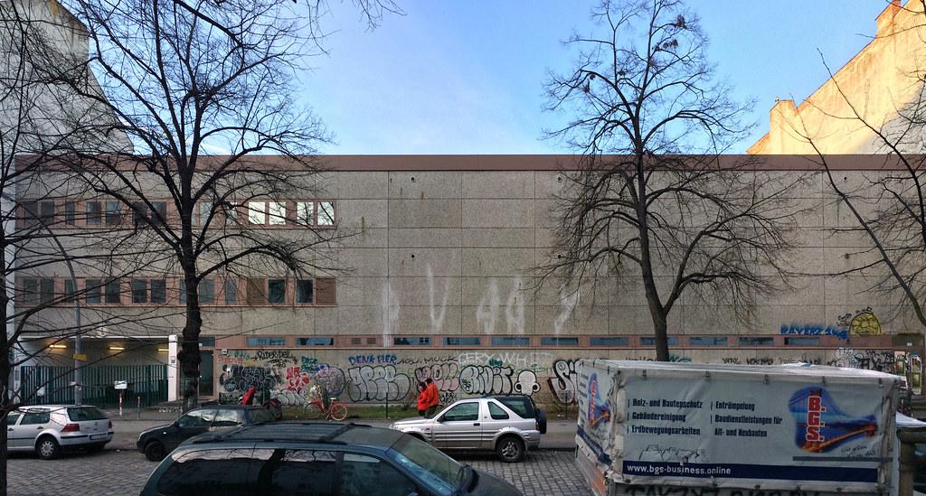Main Distribution Frame   Telekom-Hauptverteiler Weserstraß…   Flickr