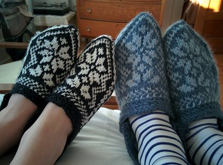 Matching slippers! | by tachyondecay