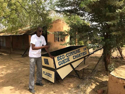 Ousmane- Guedé Chantier | by Damanhur, Federation of Communities