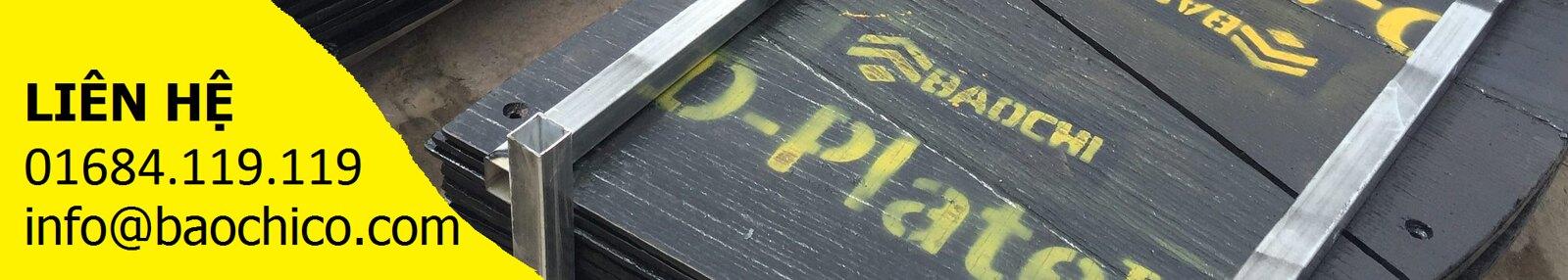Chi tiết chịu mòn D-Parts từ Bao Chi Corp
