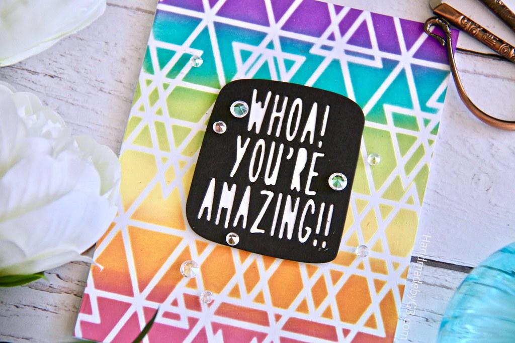 Whoa! You Are Amazing!
