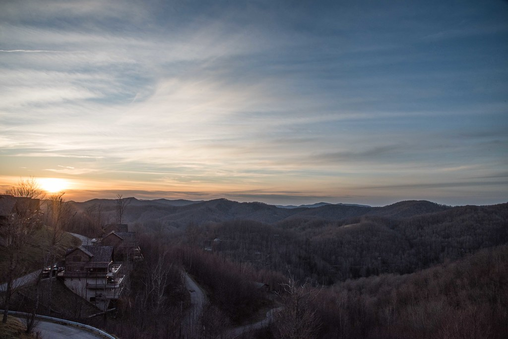 Blue ridge mountains sunset from scenic wolf mars hill n flickr blue ridge mountains sunset by narratography by apj publicscrutiny Gallery