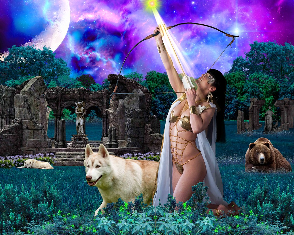 What about the goddess artemis