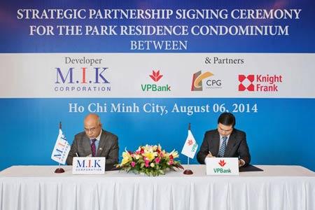 VPbank đồng hành cùng MIK Group