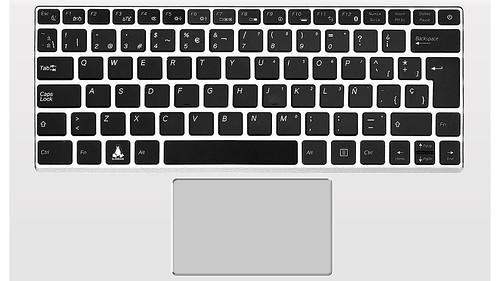 Slimbook-KATANA-teclado-tocuhpad