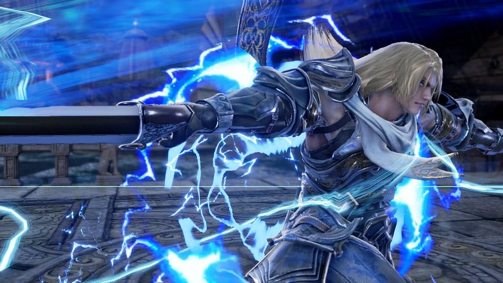Soulcalibur VI ~ Siegfried
