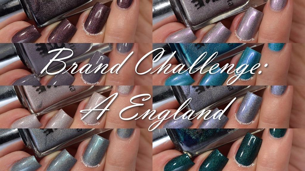 A England swatch
