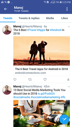 The 6 Best Social Media Apps for Android 2019 2