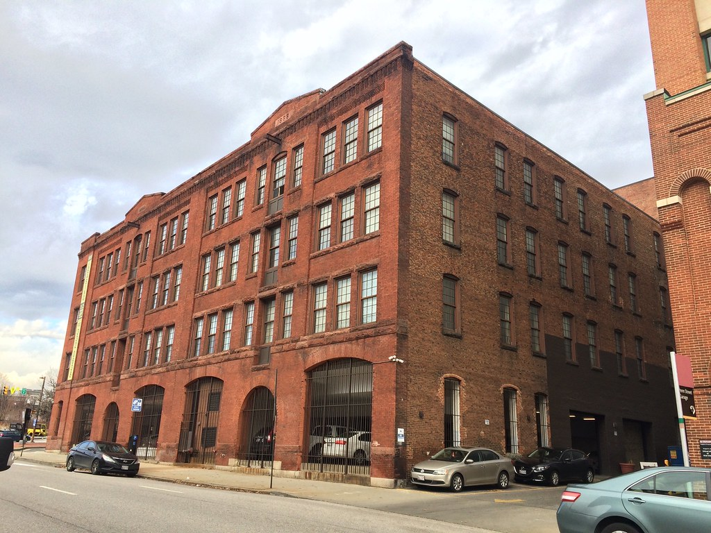 the sail cloth factory apartments 121 s fremont avenue flickr