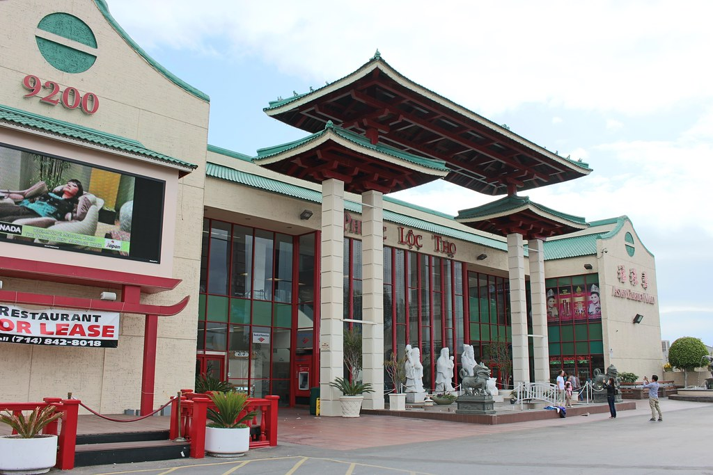 Asian Garden Mall 9200 Bolsa Ave Westminster