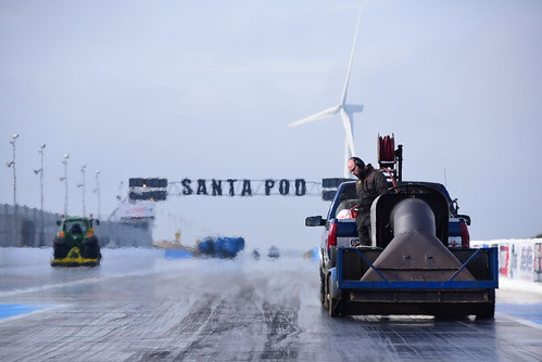 Track, Festival of Power, Santa Pod 2018