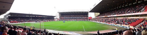 Nottingham Forest v Ipswich Town, City Ground, Skybet Championship, Saturday 14th April 2018 | by CDay86