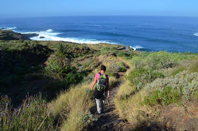Walking El Sauzal, Tenerife