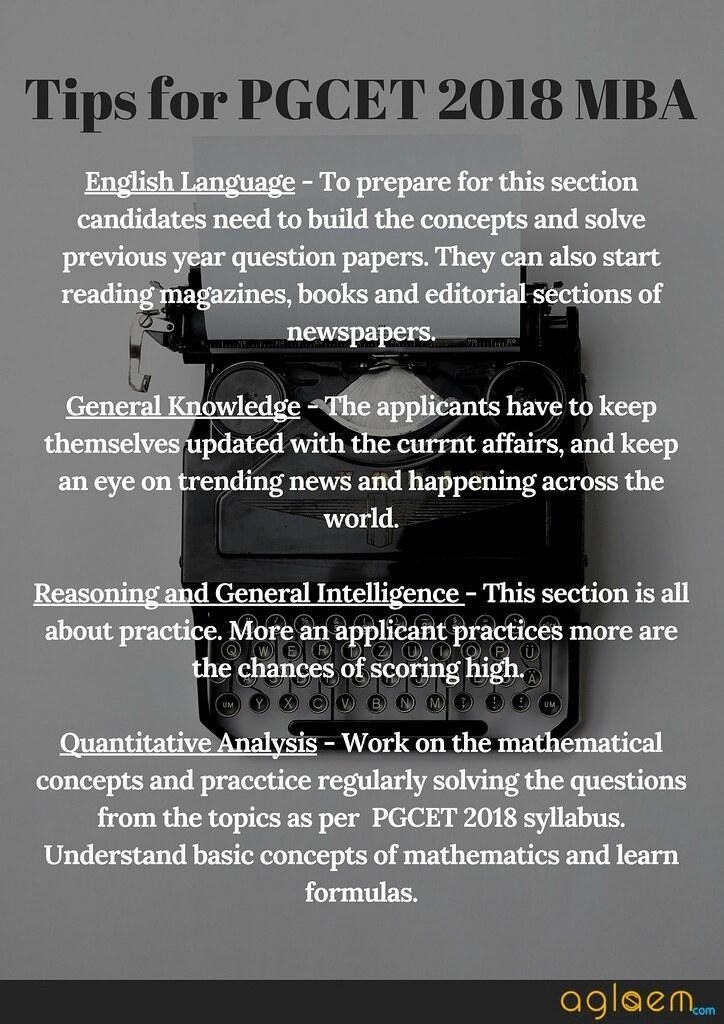 PGCET 2018 Syllabus – Download Here Karnataka PGCET Syllabus