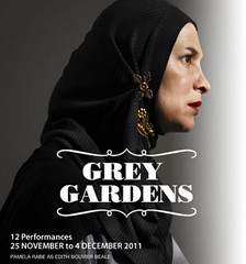 Pamela Rabe in Grey Gardens