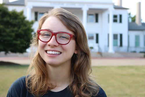 Headshot of Sarah Pitts