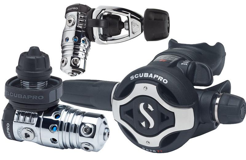 Scubapro MK 25 diving regulator