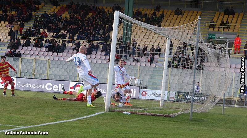 Il gol di Ripa (3-0)