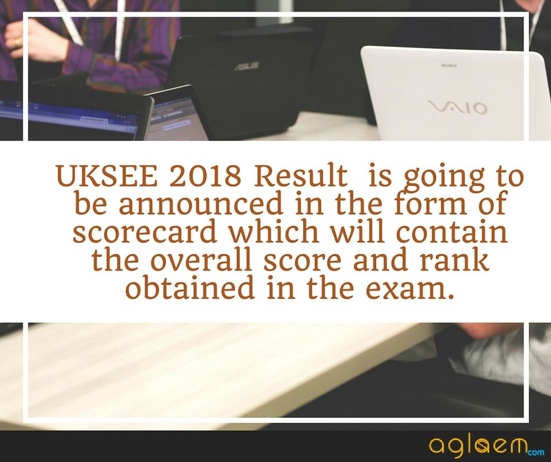 UKSEE 2018 Result (UTU MBA Entrance Exam): Result Date  %Post Title, %Post Category, AglaSem