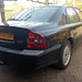 Volvo S80 2.4T rear view