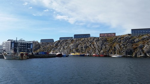 Across Nuuk harbor | by Sailing P & G