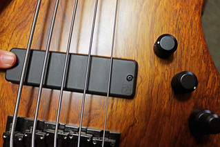 Miura Guitars - MB1 bass (3) | by Bluejay_SB