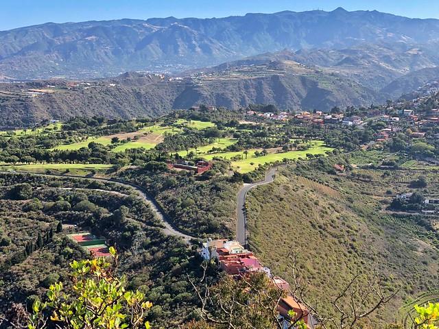 Alrededores de Bandama en Gran Canaria