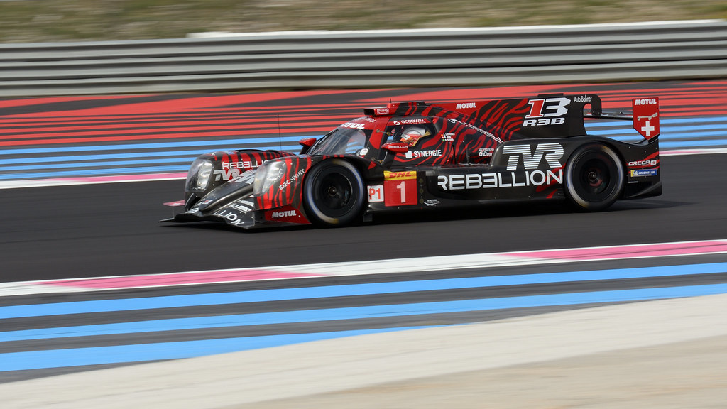 Rebellion racing rebellion r13 gibson lotterer a jani - Rebellion r13 ...