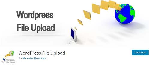 The 6 Best WordPress File Upload Plugins for 2020 1