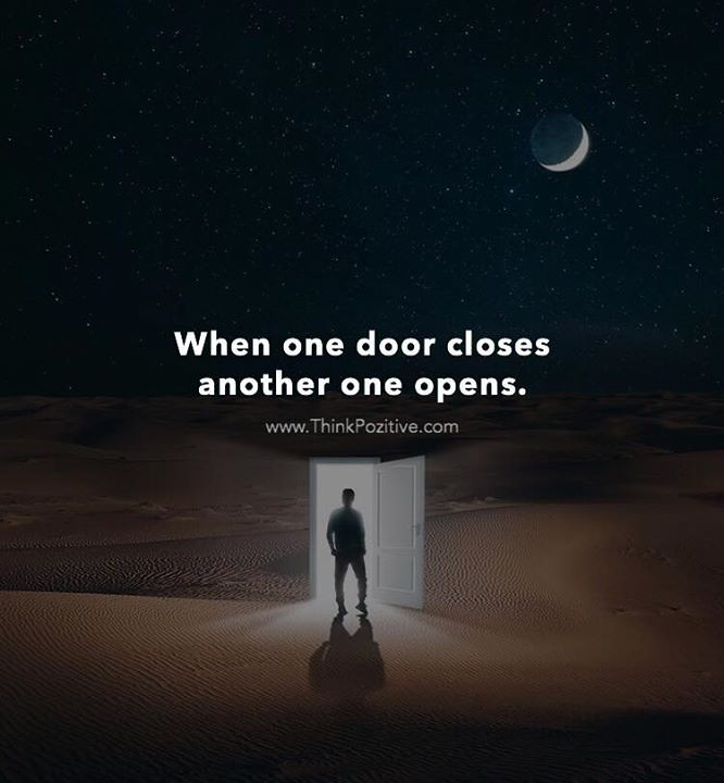 Inspirational Positive Quotes When One Door Closes Anothe Flickr