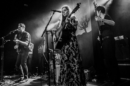 The Deep Dark Woods with Kacy & Clayton - Oosterpoort, Groningen, april 2018 | by herbnl