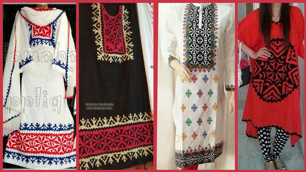 Sindhi embroidery dress design latest sindhi embroidery dresses