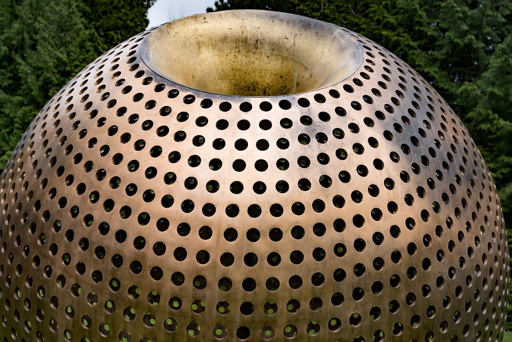 CONVERGENCE BY BRIAN KING [LOCATED AT FARMLEIGH] 005