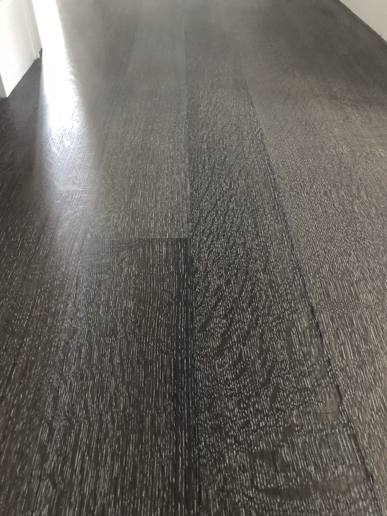 Rubio Monocoat Fumed With 5 White Oil Eco Options Hardwood Flickr