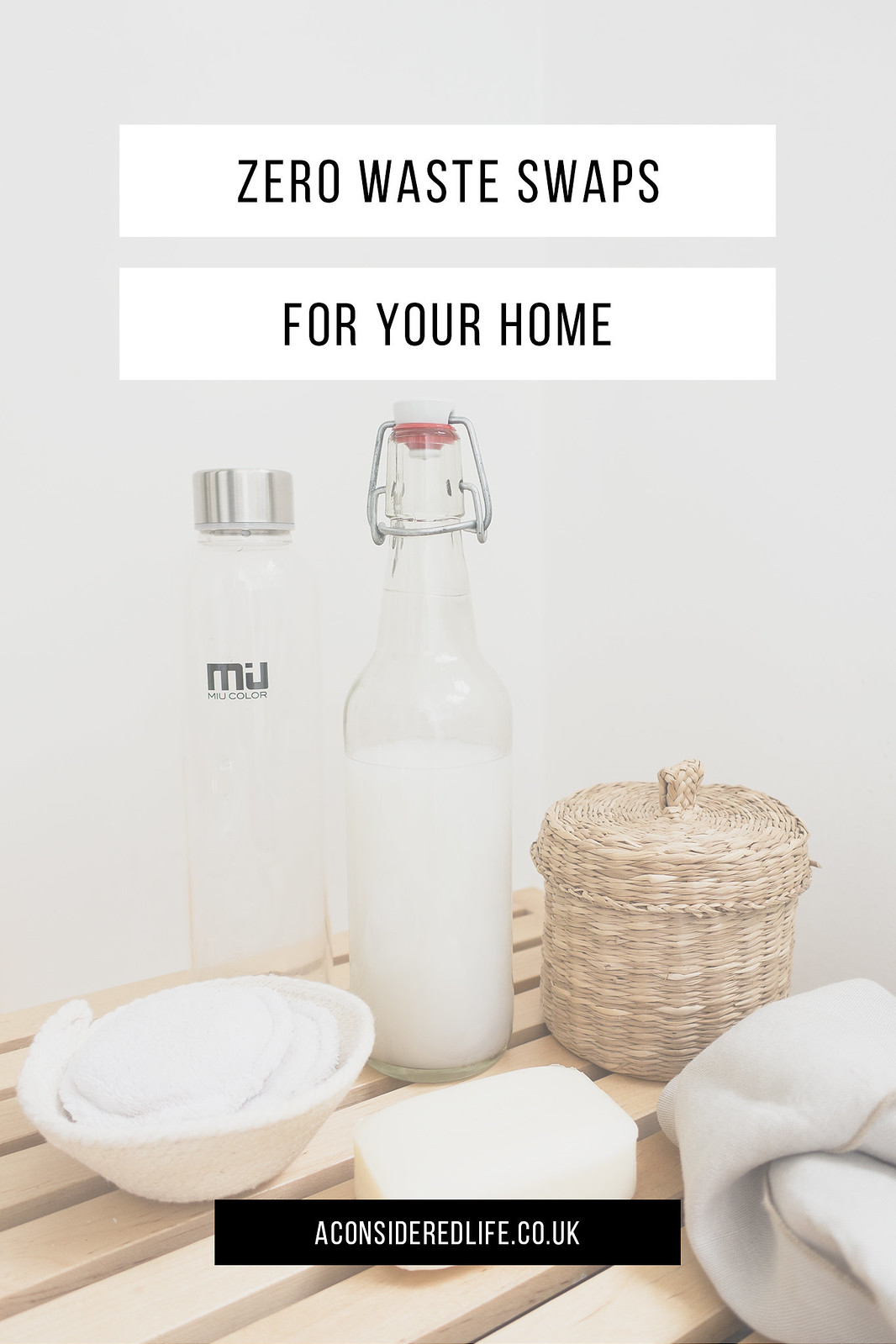 Zero Waste Household Swaps