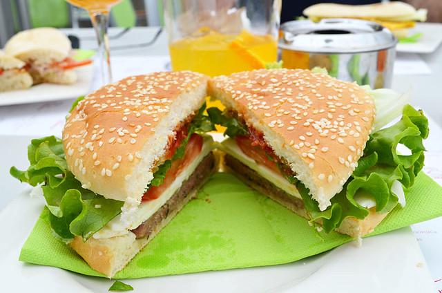 Cochino negro burger, La Orotava, Tenerife