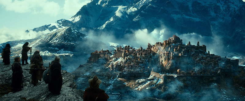 Where was The Hobbit filmed